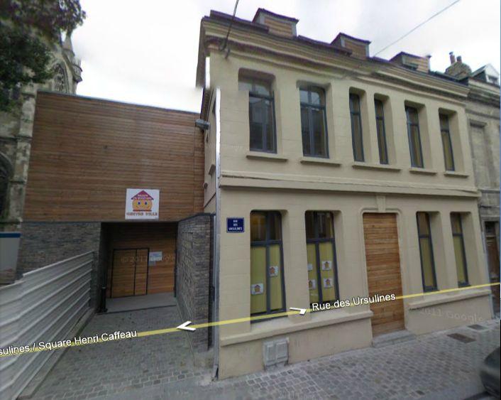 Cafe Saint Waast Valenciennes